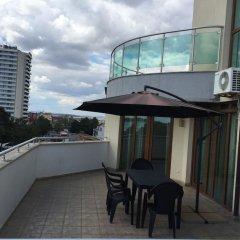 Отель Kaya Apartments Болгария, Солнечный берег - отзывы, цены и фото номеров - забронировать отель Kaya Apartments онлайн балкон