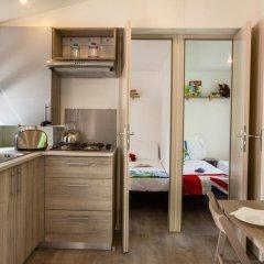 Отель Camping Village Fabulous Шале с различными типами кроватей фото 4