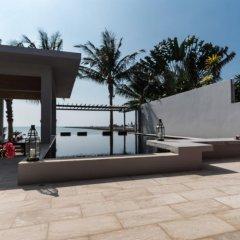 Отель Villa Red Samui Таиланд, Самуи - отзывы, цены и фото номеров - забронировать отель Villa Red Samui онлайн бассейн