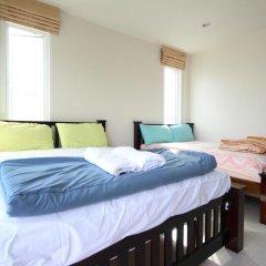 Отель Uncle house Стандартный номер с различными типами кроватей фото 2