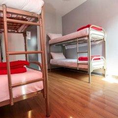 Отель Smart Place Paris Gare du Nord by Hiphophostels Стандартный номер с различными типами кроватей фото 2