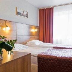 Гостиница Охтинская 3* Стандартный номер с двуспальной кроватью фото 4