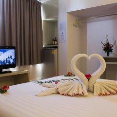On Hotel Phuket 3* Номер категории Эконом с двуспальной кроватью фото 3