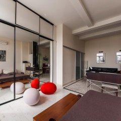 Апартаменты Erker Apartment интерьер отеля