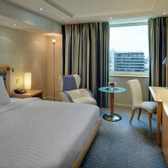 Отель Hilton Düsseldorf 5* Стандартный номер разные типы кроватей