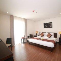 Edele Hotel Nha Trang 3* Улучшенный номер с различными типами кроватей фото 8