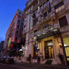 Hotel Continental Genova вид на фасад фото 2