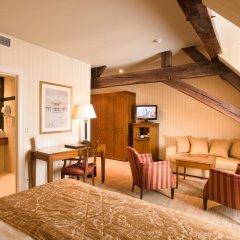 Отель The Peellaert (Adults Only) 4* Представительский номер фото 2
