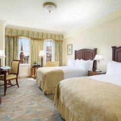 Отель Taj Boston 4* Номер Делюкс с различными типами кроватей фото 6