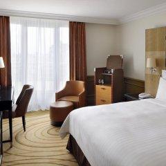 Paris Marriott Champs Elysees Hotel 5* Номер Делюкс