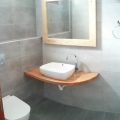 Отель Marina's Studios Греция, Остров Санторини - отзывы, цены и фото номеров - забронировать отель Marina's Studios онлайн ванная фото 2