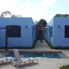 Отель Hostal La Ermita Кровать в женском общем номере с двухъярусной кроватью фото 4