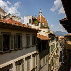Апартаменты Studio Bargello балкон