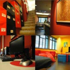 Отель Beds & Dreams Inn @ Clarke Quay 2* Кровать в общем номере с двухъярусной кроватью фото 7