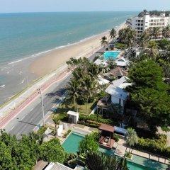 Отель Pranaluxe Pool Villa Holiday Home пляж фото 2