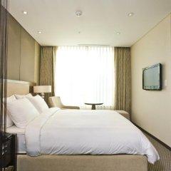 Lotte City Hotel Mapo 4* Улучшенный номер с различными типами кроватей фото 6