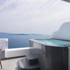Отель Santorini Secret Suites & Spa 5* Люкс Infinity с двуспальной кроватью фото 11