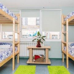 Хостел CENTRE Кровать в общем номере двухъярусные кровати фото 6