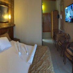 Sato Hotel 2* Стандартный номер с двуспальной кроватью фото 13