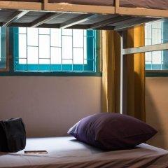 The Sibling Hostel Кровать в общем номере