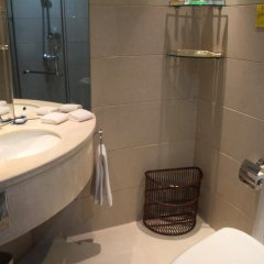 Zhong Tai Lai Hotel Shenzhen 4* Улучшенный номер фото 3