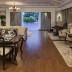 Отель Jumeirah Zabeel Saray Royal Residences 5* Стандартный номер с различными типами кроватей фото 4