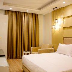 Hotel Luxury 4* Номер Делюкс с различными типами кроватей фото 10