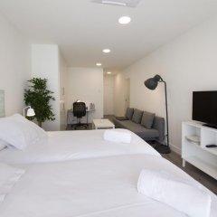 Отель Pension T5 Donostia Suites комната для гостей фото 3