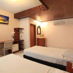 Отель Matahari Bungalow 3* Стандартный номер с различными типами кроватей фото 5