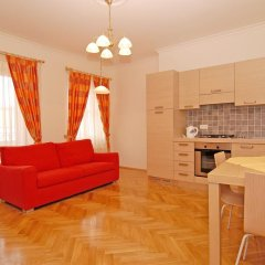 Отель Ai Quattro Angeli 3* Апартаменты с различными типами кроватей фото 15