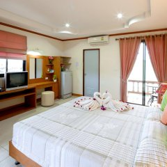 Апартаменты Mala Apartment Стандартный номер фото 29