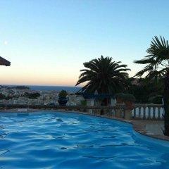 Отель Villa OdyssÉe Ницца бассейн фото 2