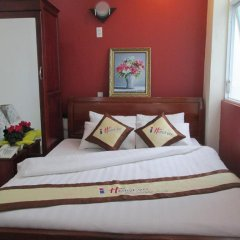 I-hotel Dalat Номер Делюкс