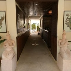 Отель Royal Cottage Residence интерьер отеля