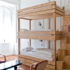 The Independente Hostel & Suites Кровать в общем номере фото 3