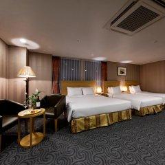 Hotel Atrium 3* Стандартный номер с различными типами кроватей фото 3