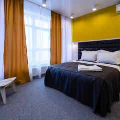 Гостиница Partner Guest House Klovskyi 3* Улучшенные апартаменты с различными типами кроватей фото 12