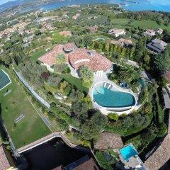 Отель Villa Benedita Италия, Манерба-дель-Гарда - отзывы, цены и фото номеров - забронировать отель Villa Benedita онлайн балкон