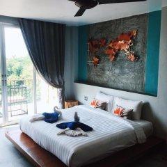 Отель In Touch Resort 3* Студия с различными типами кроватей фото 17