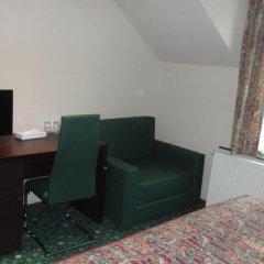 Hotel L'Auberge du Souverain 3* Улучшенный номер с двуспальной кроватью
