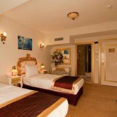 Vali Konak Hotel 4* Номер Делюкс с различными типами кроватей фото 6