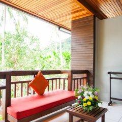 Отель Ao Nang Phu Pi Maan Resort & Spa 4* Номер Делюкс с различными типами кроватей фото 9