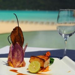 Отель Le Meridien Bora Bora в номере фото 2
