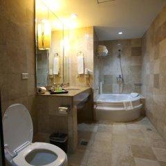 Crown Regency Hotel and Towers Cebu 4* Студия Делюкс с различными типами кроватей фото 6