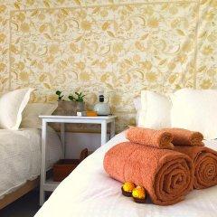 Отель Casa Canario Bed & Breakfast 2* Улучшенный семейный номер с двуспальной кроватью фото 9