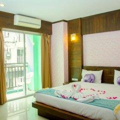 Hawaii Patong Hotel 3* Номер Делюкс с двуспальной кроватью фото 11