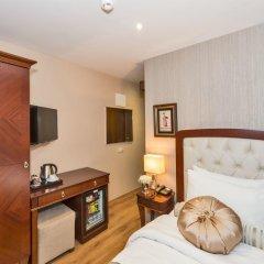 Four Doors Hotel 3* Улучшенный номер с различными типами кроватей фото 3
