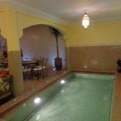 Отель Riad Atlas Toyours Марокко, Марракеш - отзывы, цены и фото номеров - забронировать отель Riad Atlas Toyours онлайн бассейн
