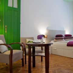 Отель Green Door Family Венгрия, Будапешт - отзывы, цены и фото номеров - забронировать отель Green Door Family онлайн комната для гостей фото 5