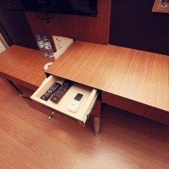Damcilar Hotel 3* Стандартный номер с двуспальной кроватью фото 2